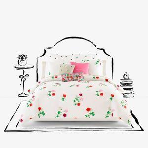 Kate Spade King Size 3 pcs Comforter Set